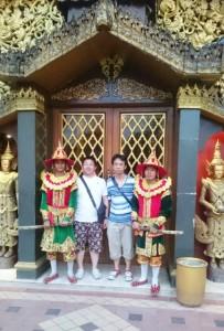 ミャンマー 旅