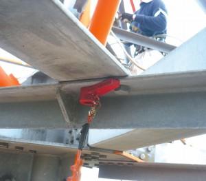 うらもちくん 共回り防止工具 架線工事 鉄塔 ボルト 販売