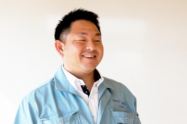 中部電気工業株式会社 代表取締役 谷真孝