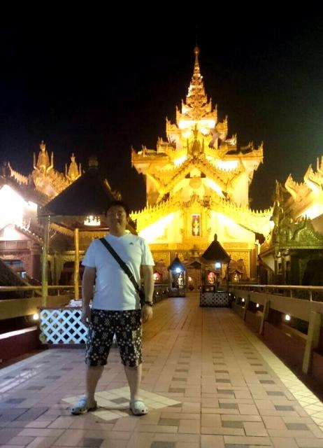 ミャンマー 旅 レストラン