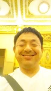 ミャンマー 旅 タナカ 顔 塗り物