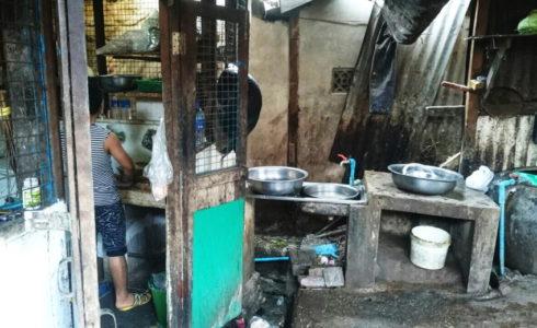 郷に入っては郷に従え、ミャンマーでの生活