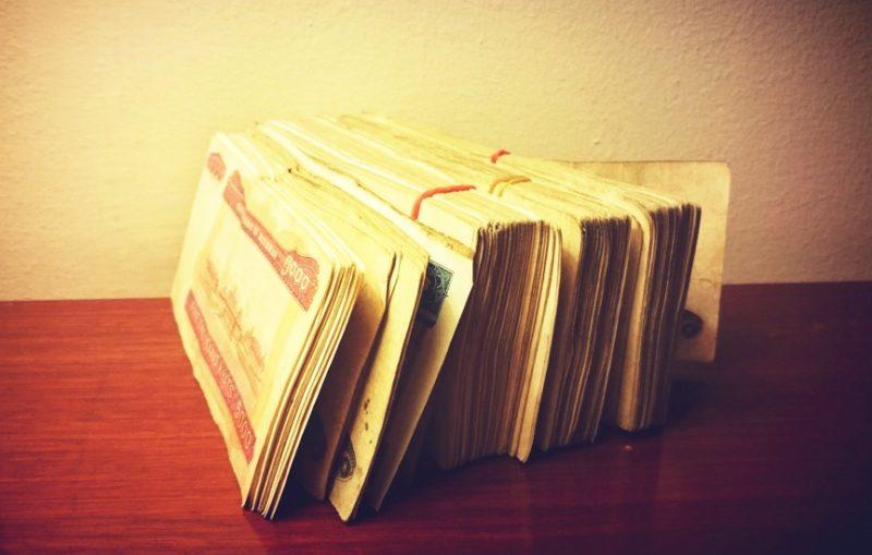 ミャンマー チャット 日本円 10万円 札束 紙幣 外国