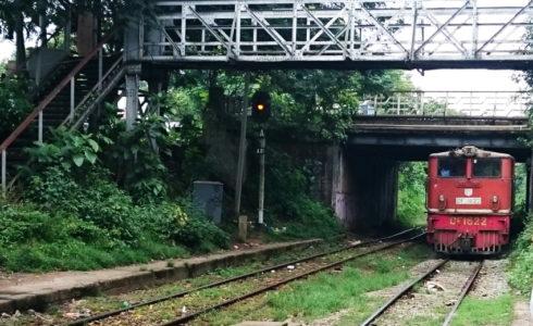 ヤンゴン市内鉄道