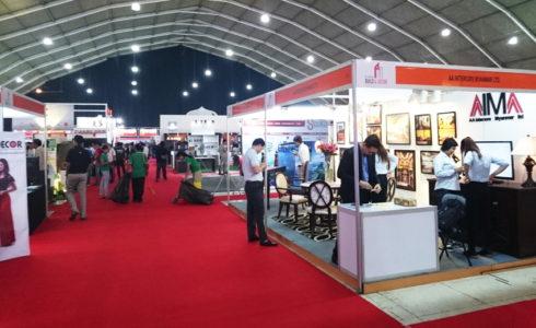 ミャンマー視察④ 展示会訪問・現地企業とのビジネスマッチング