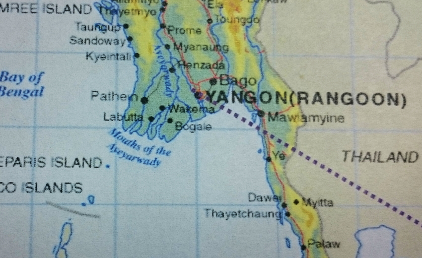 ミャンマー視察⑤ ティラワ工業団地への電力整備