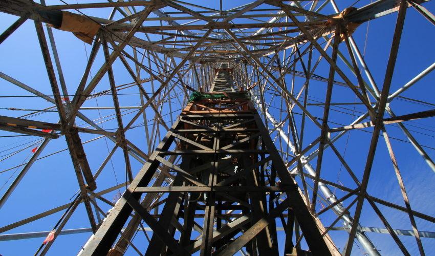 鉄塔結界(新旧鉄塔とCT-36)
