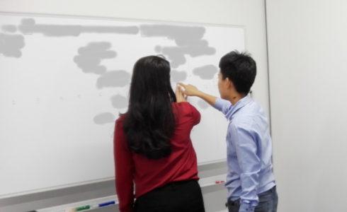 経済産業省の国際化推進インターンシップ事業・ミャンマー人受入