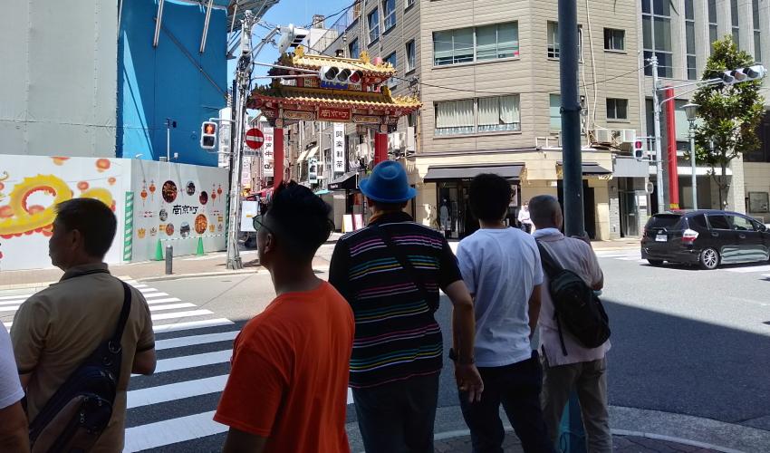 神戸へ慰安旅行